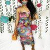 Monarch Midi Dress